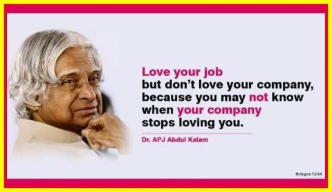 do not love your company